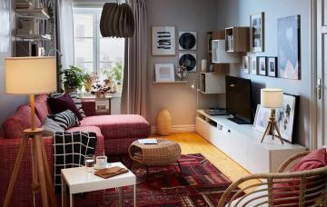 9 idea dekor rumah sempit nampak luas dan mewah - gaya 360